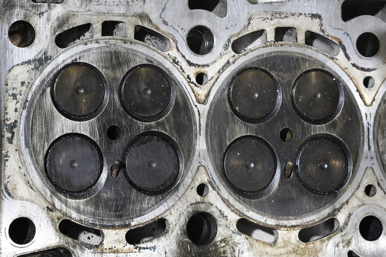 Zylinderkopf von Gaza Motoren